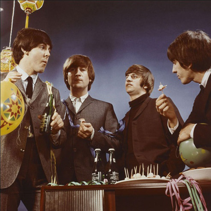 Beatles披头士乐队