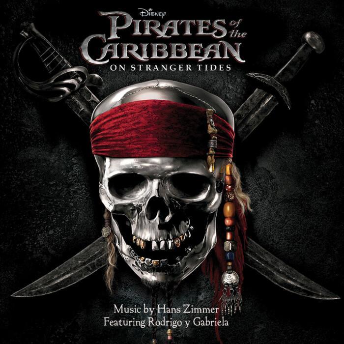 加勒比海盗主题曲(儿童简易版)