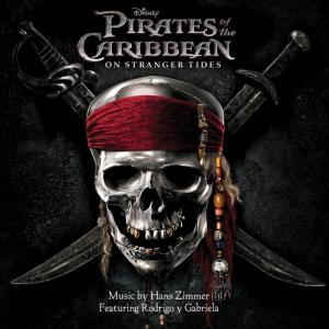 加勒比海盗主题曲(儿童简易版)钢琴谱