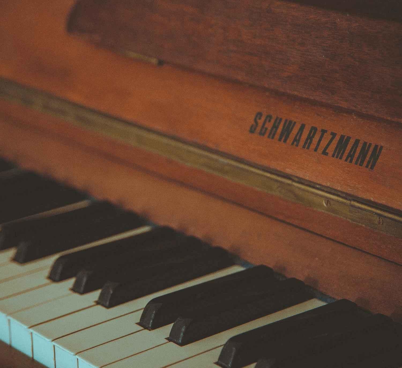 学-钢琴谱