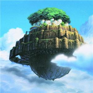 天空之城主题曲完整版钢琴谱