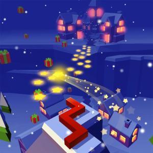 跳舞的线 圣诞前夕 The Christmas Eve钢琴谱