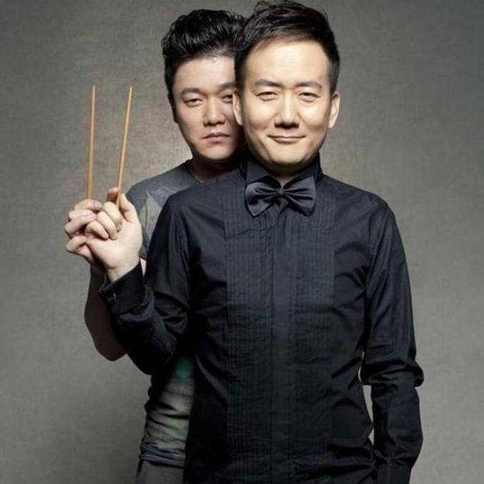 筷子兄弟-筷子兄弟钢琴谱合集
