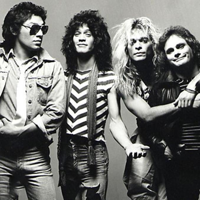 Van Halen钢琴谱合集