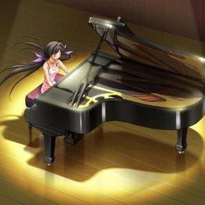 钢琴曲《卡农》(清晰版)