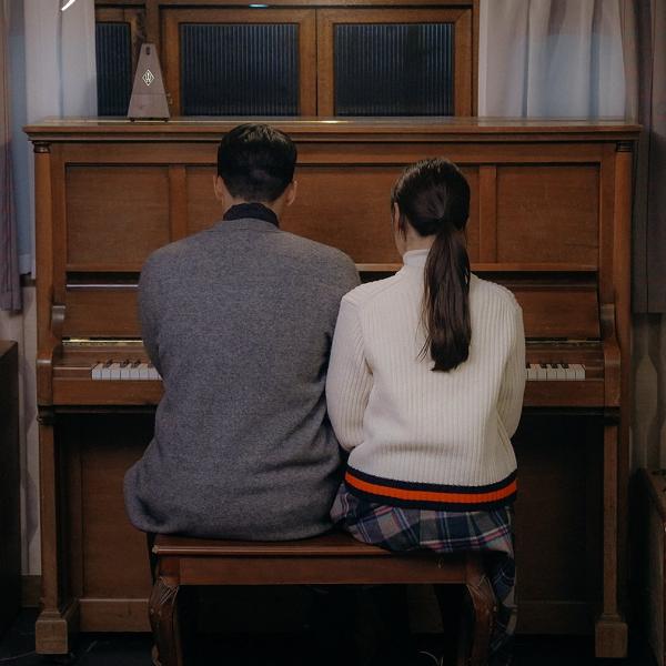 【完全还原版】爱的迫降 - The Song for My Brother钢琴谱