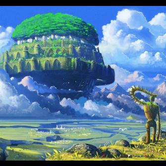 天空之城2020优化版