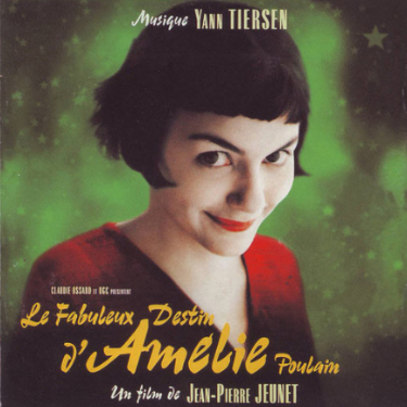 La Valse D'Amélie (Version Piano)-Yann Tiersen(天使爱美丽配乐)钢琴谱