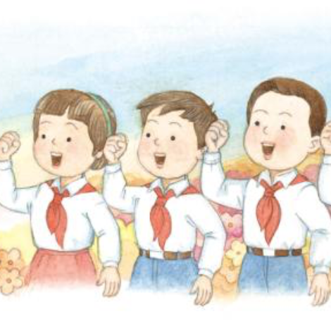 共产儿童团歌 经典儿歌 琴童专用钢琴谱