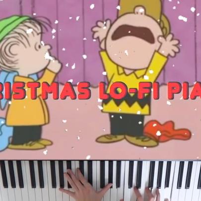 圣诞串烧【爵士钢琴独奏】钢琴谱