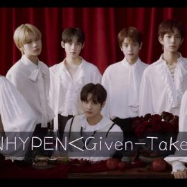 《Given-Taken》钢琴谱