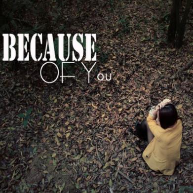 Because Of You (단 한 사람)钢琴谱