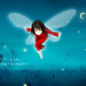 挥着翅膀的女孩(弹唱版)