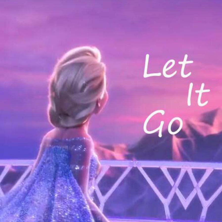 Let it Go钢琴谱