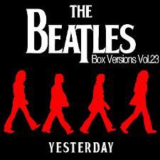 Yesterday-1960's披头士金曲-汤普森难度入门好弹-带指法带歌词