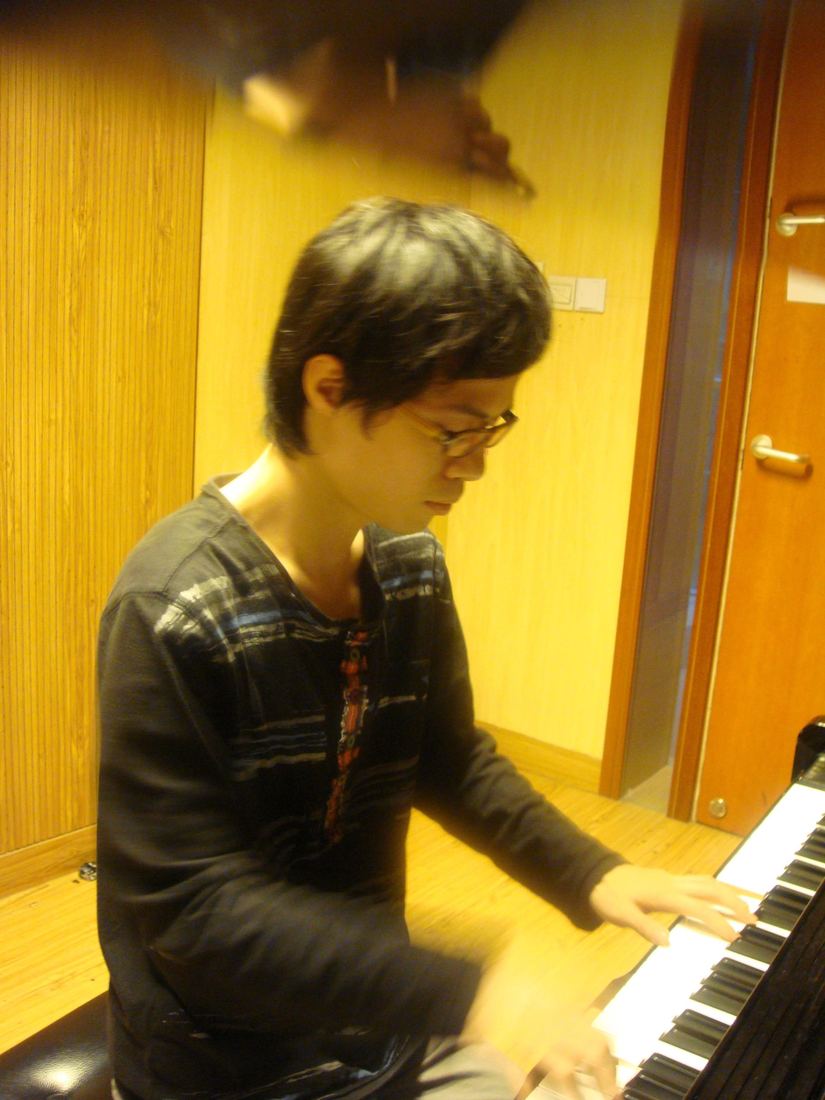 陈干的钢琴谱