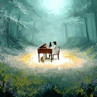 咲狸的钢琴谱