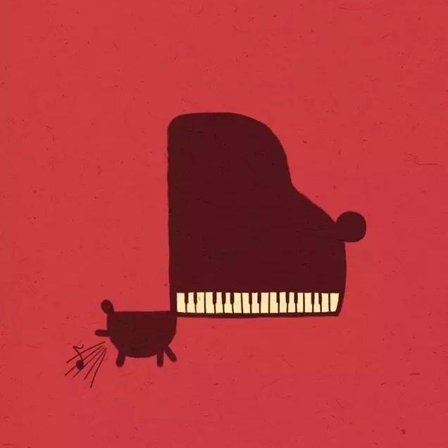 五线钢琴工作室的钢琴谱
