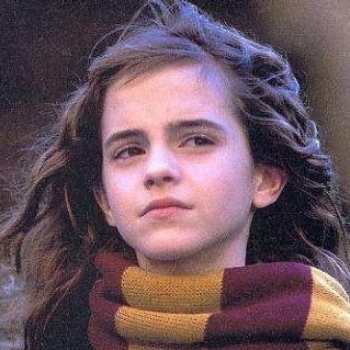 Hermione的个人空间