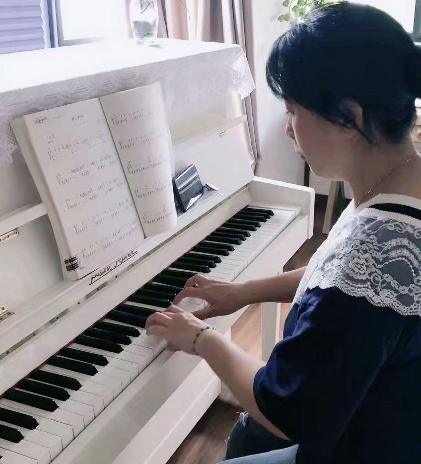 @黄小姐YS piano的个人空间