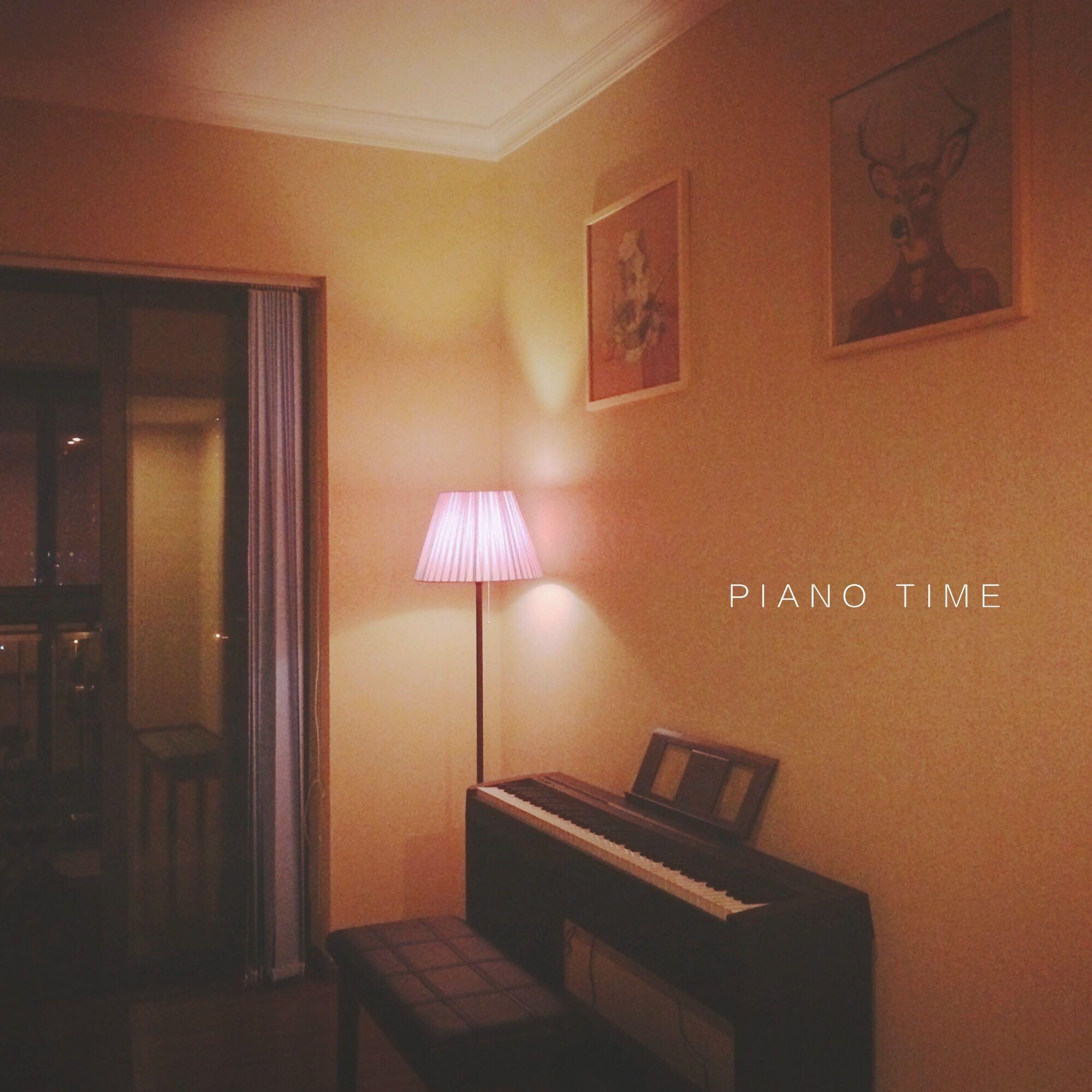 NAYA的钢琴时光的个人空间