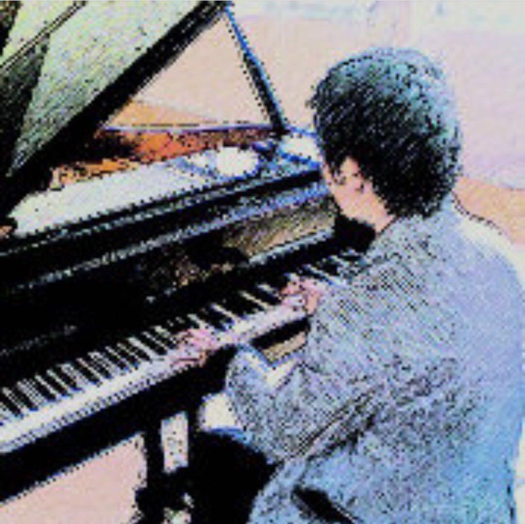 鸠玖 钢琴陈老师的钢琴谱