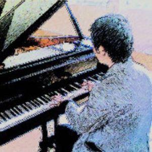 鸠玖 钢琴陈老师