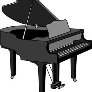 降D大调圆舞曲钢琴谱