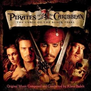 He's a pirate钢琴谱