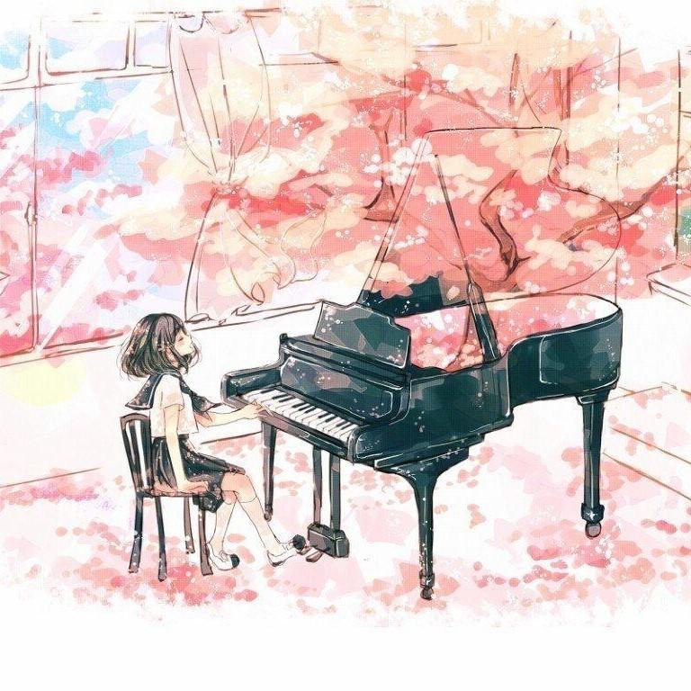 钢琴不会飞的钢琴谱