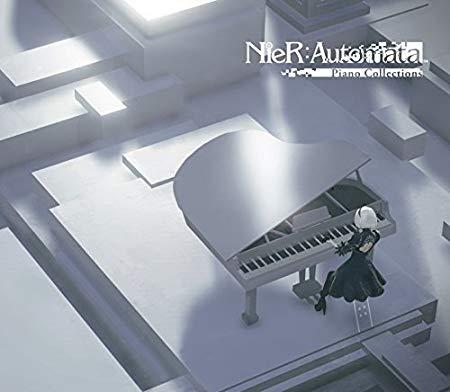 【尼尔机械纪元】複製サレタ街(Copied City)钢琴谱