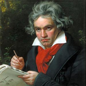 """贝多芬第五小提琴钢琴奏鸣曲""""春天""""(Op.24)第一乐章钢琴谱"""