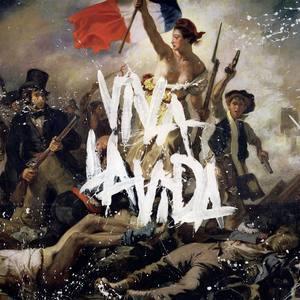 Viva La Vida----Coldplay钢琴谱