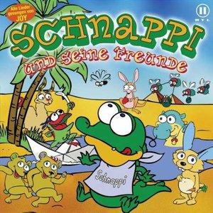Schnappi - 鳄鱼小顽皮爱洗澡