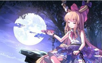 【东方萃梦想】【触手猴】砕月【幻想游戏<集>】碎月 Broken Moon钢琴谱