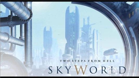 TwoStepsFromHell-Skyworld钢琴谱