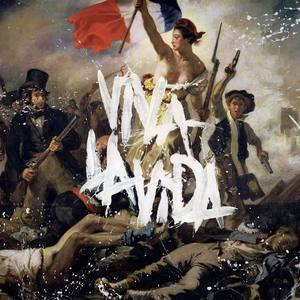 Viva La Vida钢琴谱