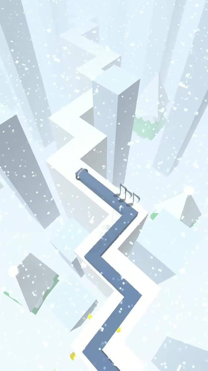 跳舞的线~The Winter