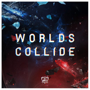 Worlds Collide钢琴谱