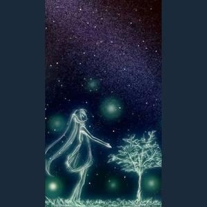 望星的少女钢琴谱
