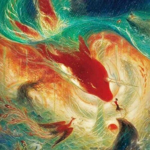 《大鱼》周深,极限还原版(C调 - Cuppix编配)大鱼海棠印象曲钢琴谱