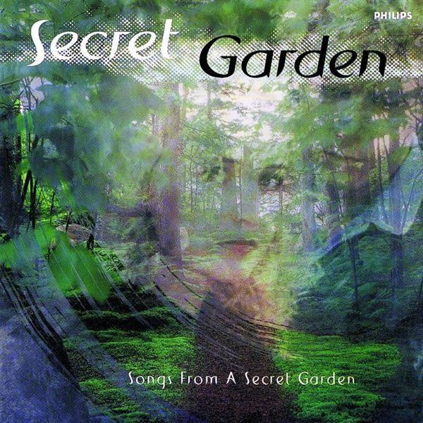 神秘花园(Song From A Secret Garden)【简五谱】
