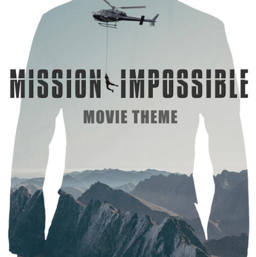 Mission Impossible钢琴简谱-数字双手