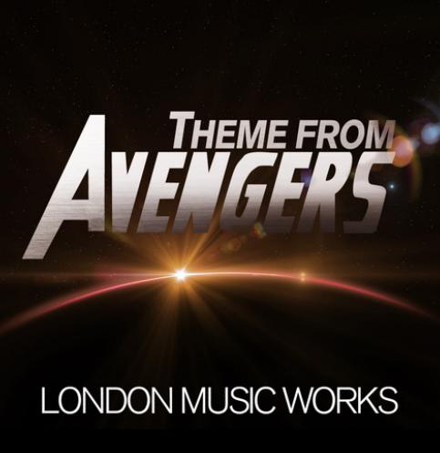 The Avengers复仇者联盟主题曲(炫技版)钢琴谱