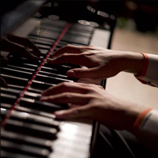 卡农四手联弹(卡农钢琴二重奏)钢琴谱