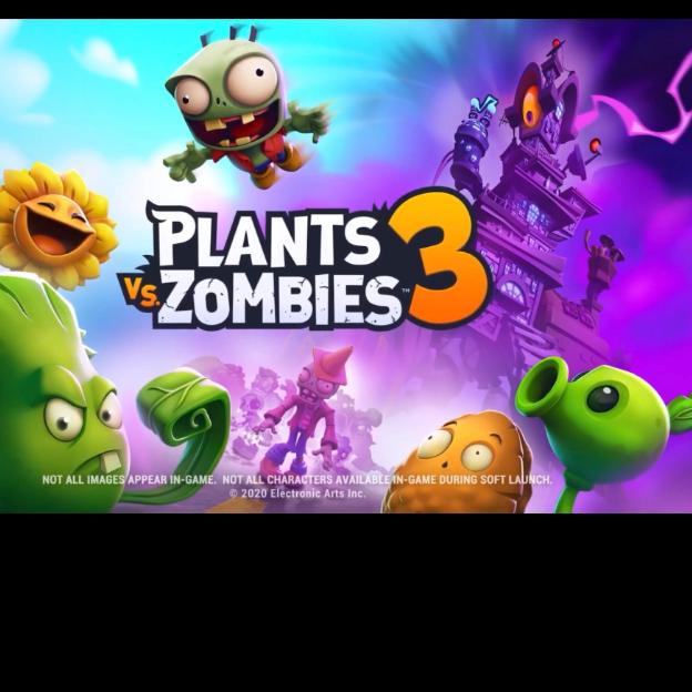 神秘植物大战僵尸。