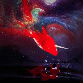 大鱼——(《大鱼海棠》带指法钢琴独奏)钢琴谱