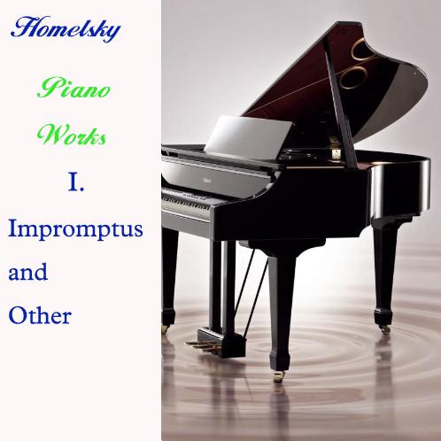 Impromptus No.1/第一即兴曲-Homelnz W.