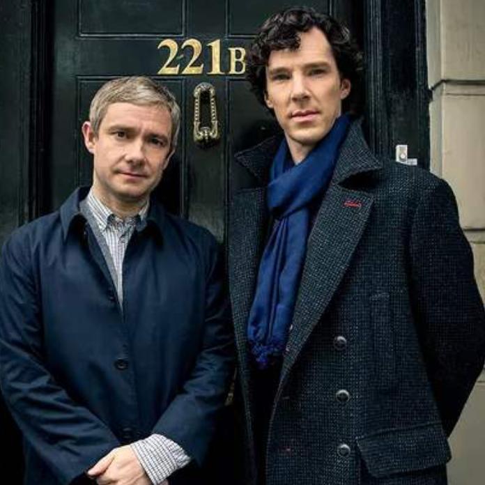 神探夏洛克BGM Sherlock Main Theme