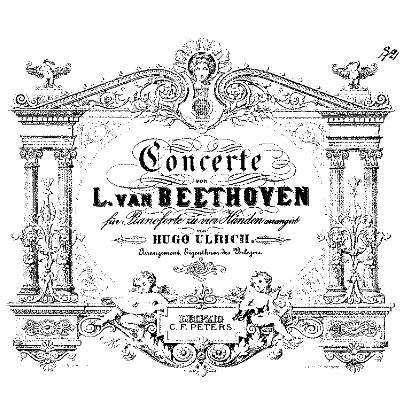 贝多芬-D大调小提琴协奏曲第三乐章(钢琴独奏)